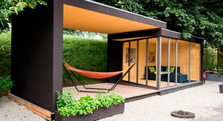 A Backyard Room: Kenjo Outdoor Cottage