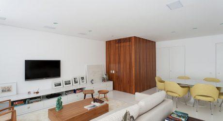 Ahu 61 Apartment by Leandro Garcia