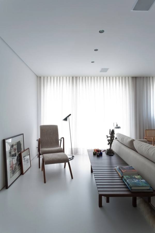 Ahu 61 Apartment by Leandro Garcia in main interior design architecture  Category