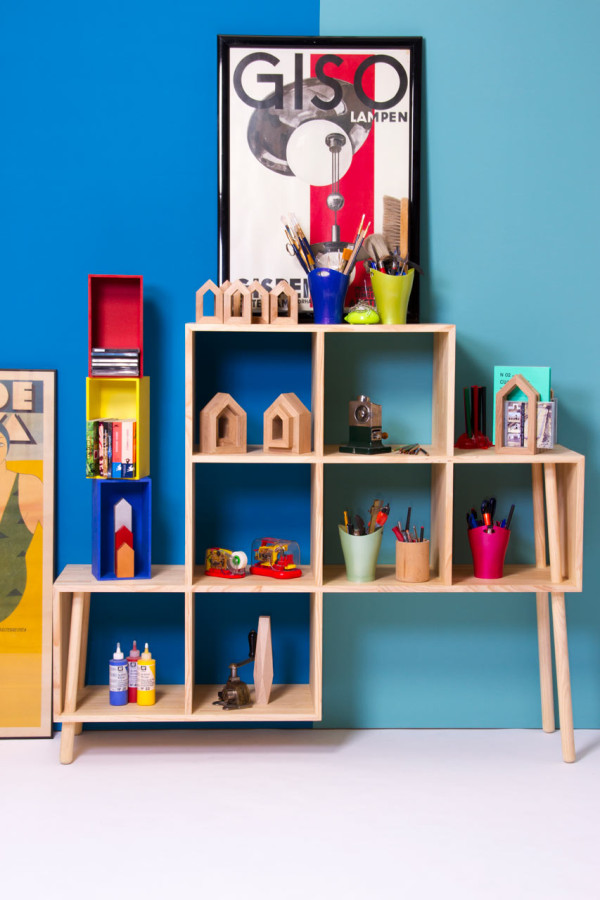 Furniture Inspired by Wooden Boxes and Broomsticks in main home furnishings  Category
