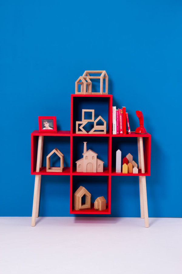 LivingBlock-MadLab-4-red-bookcase