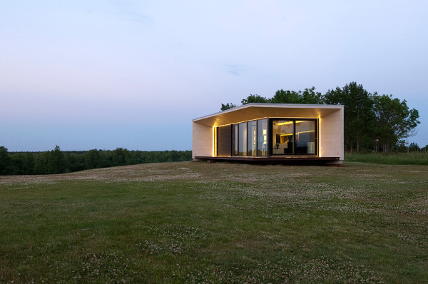 modern prefab homes collaboration
