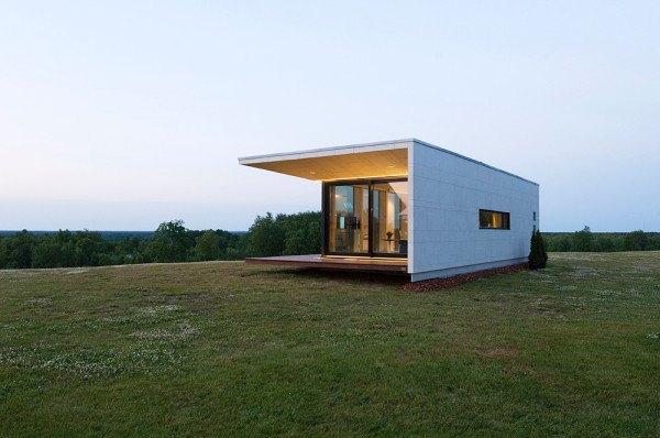 passion house: prefab modular housing - design milk