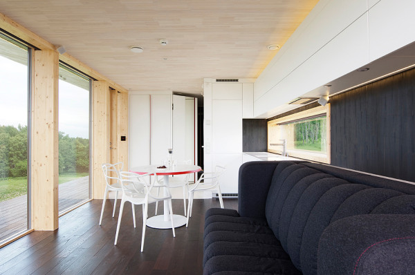 Passion House: Prefab Modular Housing in main interior design architecture  Category