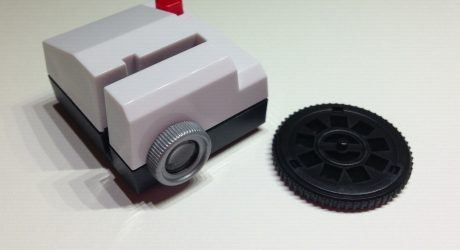 Projecteo: A Tiny Instagram Projector