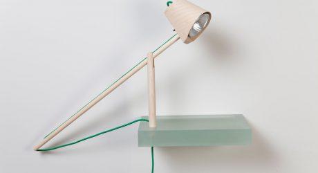 Multifunctional Shelves by Studio Roel Huisman