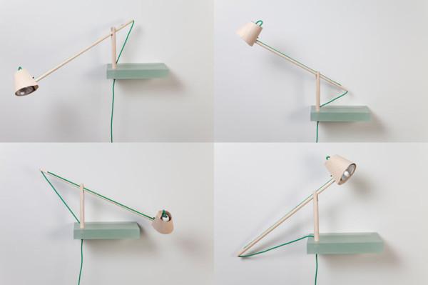 Multifunctional Shelves by Studio Roel Huisman in main home furnishings  Category