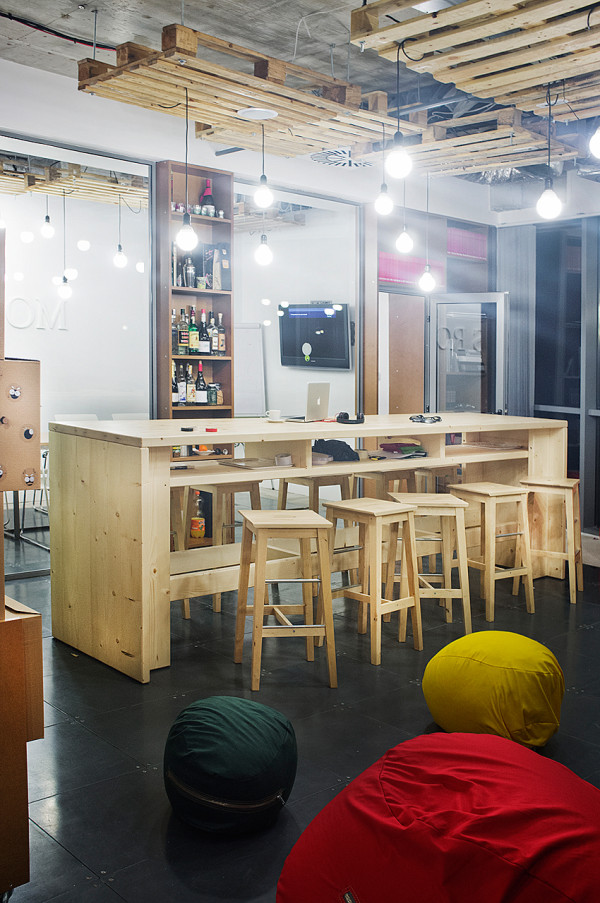 Ad Agency Renovation by funkt in main interior design architecture  Category