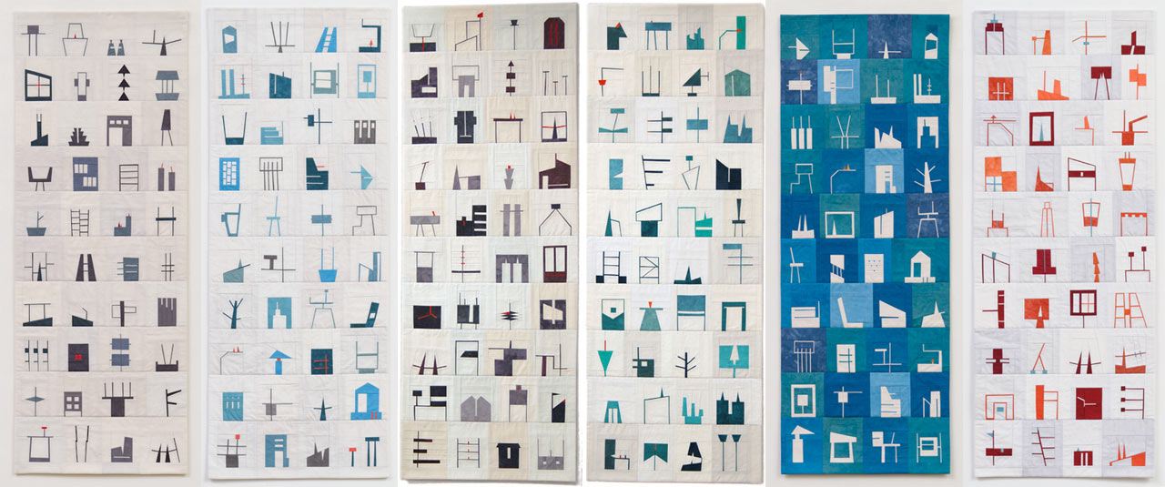 Shape-Study-quilts-erin-wilson