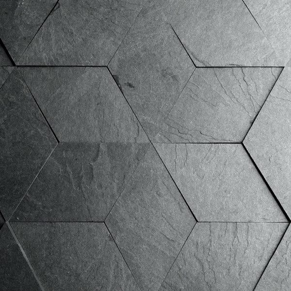 Slate like Tiles Made From Recycled Scrap Paper Laminate in main interior design home furnishings  Category