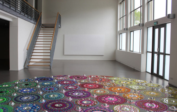 Landscape Floor Installations by Suzan Drummen in main art  Category