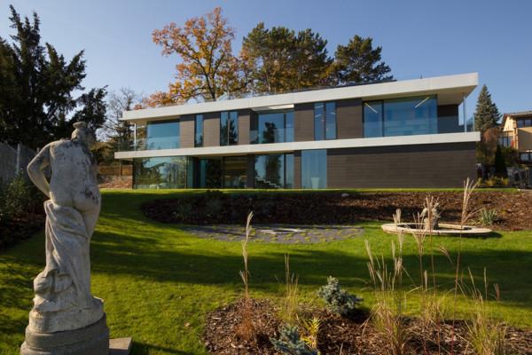 Villa Malvazinky by Martin Sladky of de.fakto in main architecture  Category