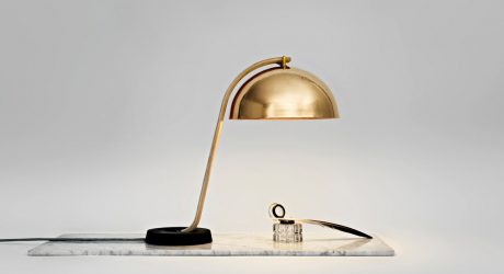 Lars Beller Fjetland's New Cloche Lamp