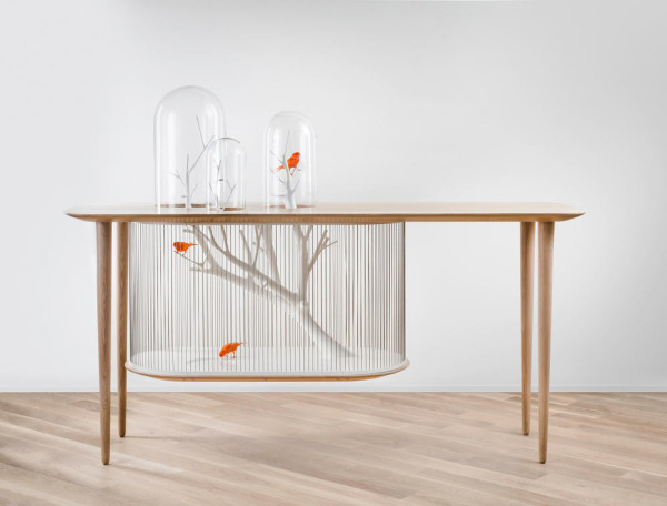Stunning Birdcage Table by Grégoire de Lafforest