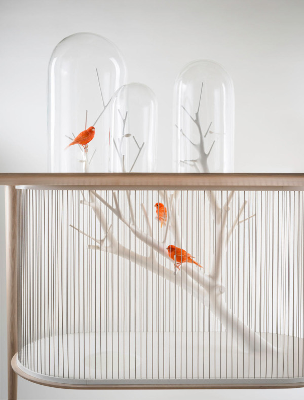 Stunning Birdcage Table by Grégoire de Lafforest in main home furnishings  Category