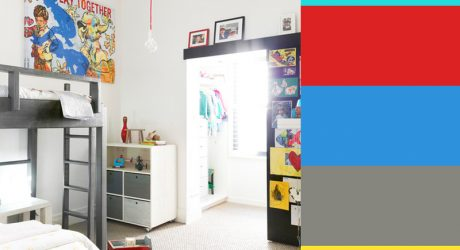 You'd Go Back In Time For These Kids' Rooms