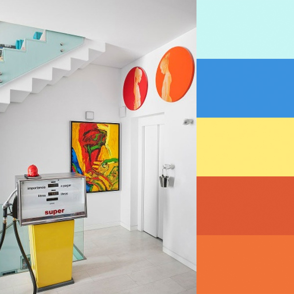 Modern Interiors Photographed by Manolo Yllera