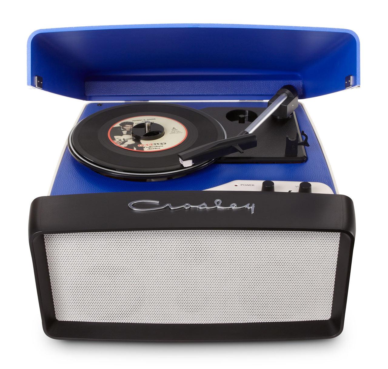 crosley-turntable-blue