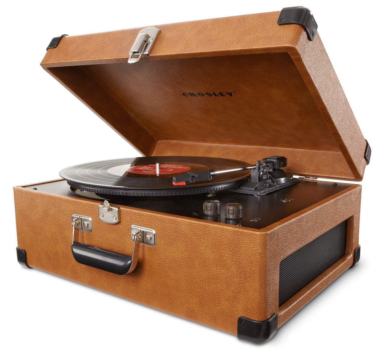 crosley-turntable-brown