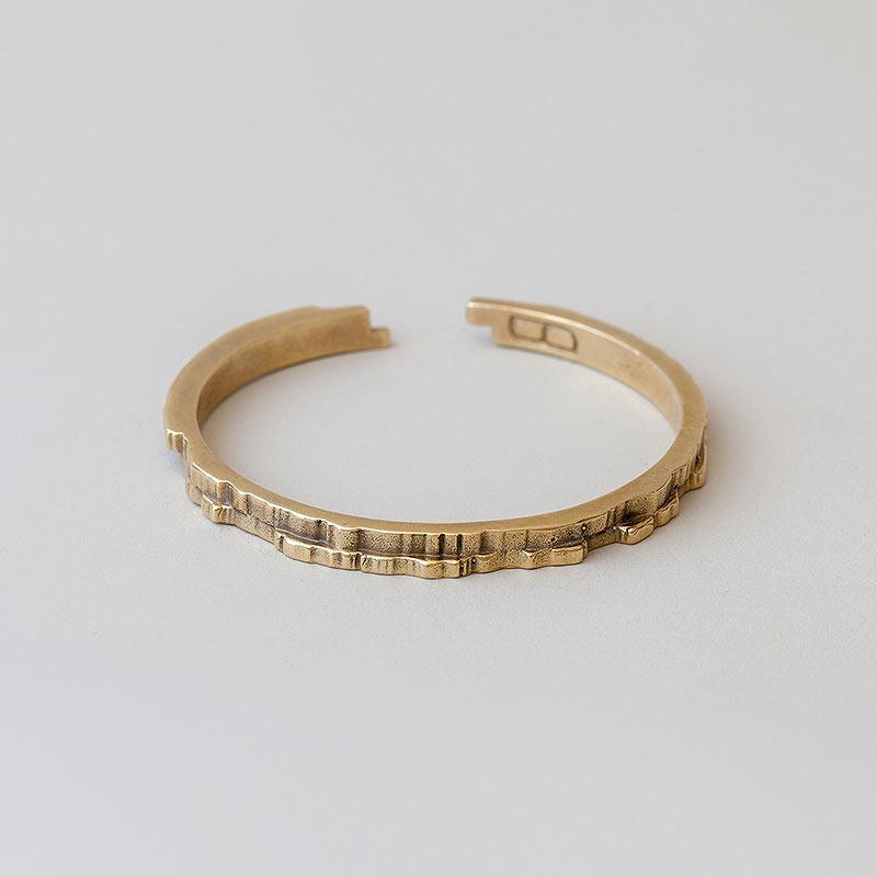 fitzgerald-forbes-Cast-Natural-Grain-2b-bronze-bracelet