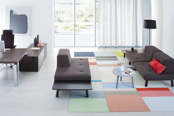 Flexible Office Furniture Meeting Seating