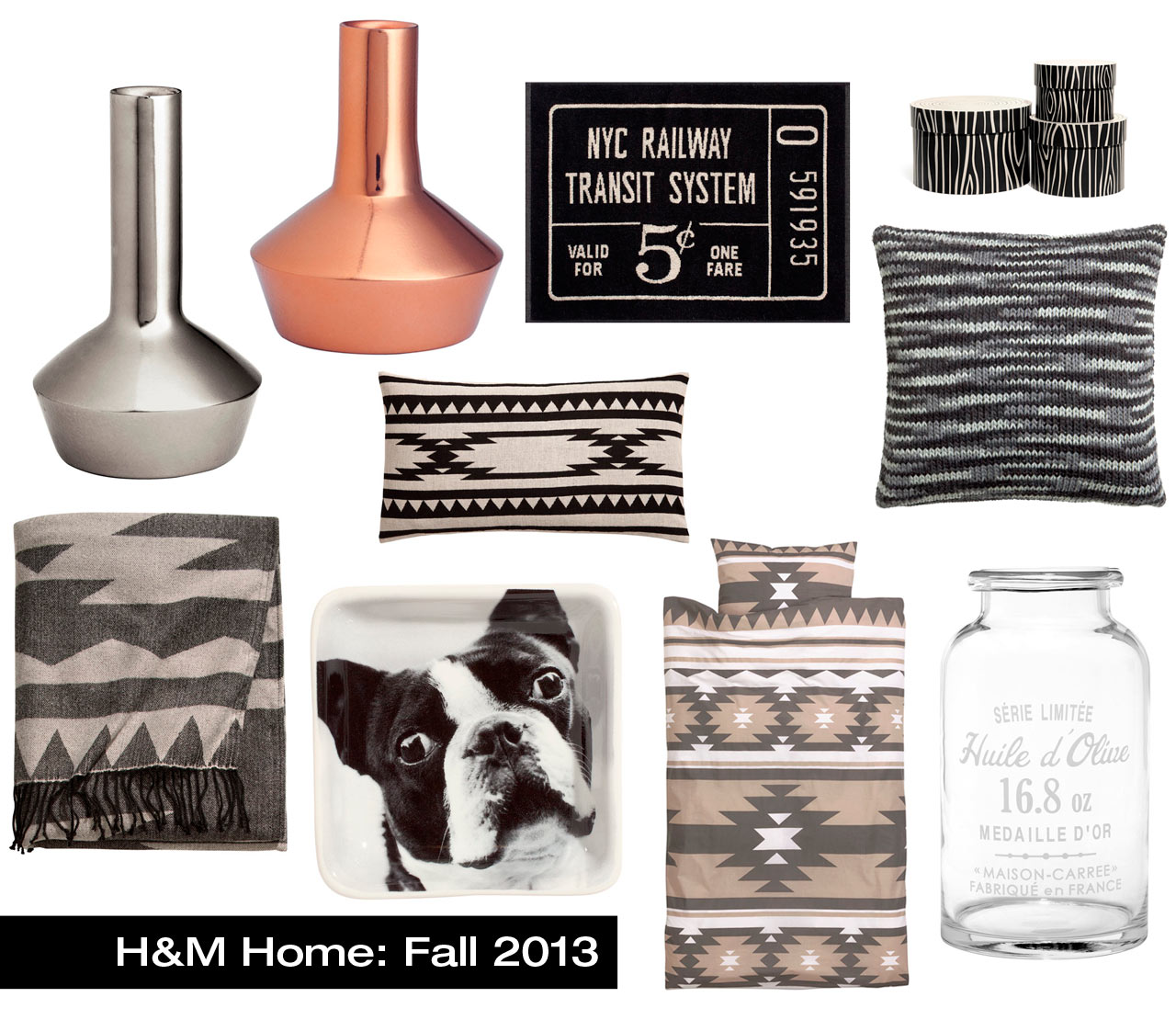 H&M Home Finally Online!