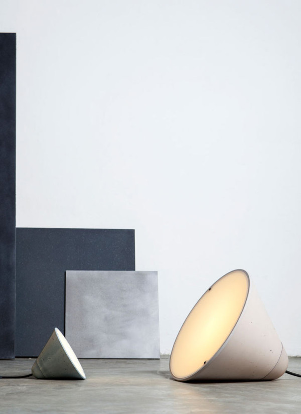 Concrete Lamps by Itai Bar On & Oded Webman in main home furnishings  Category