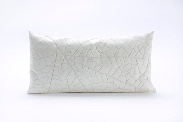 mika-barr-leaf-vein-pillow-white