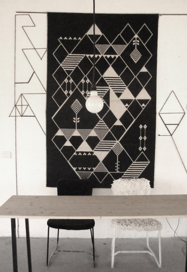 Handmade Rugs & Wall Hangings by mio karo in main home furnishings  Category