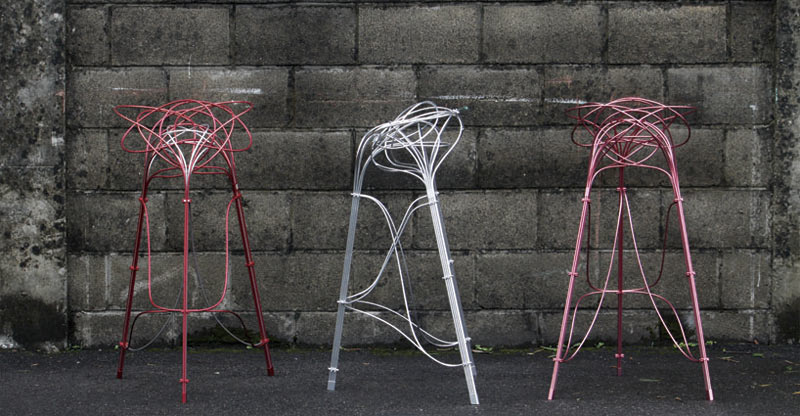 modern-aluminum-wire-barstool