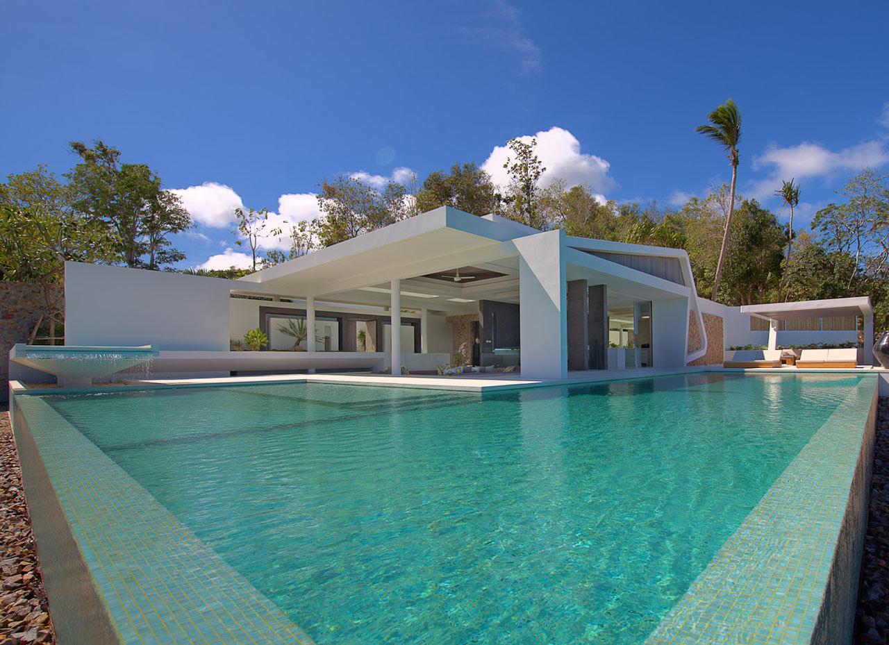 House design thailand - A Koh Samui Retreat By The Beach
