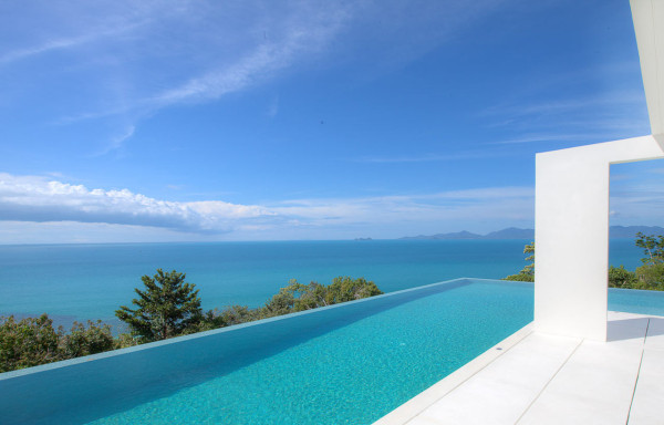 A Koh Samui Retreat By The Beach in sponsor main architecture  Category