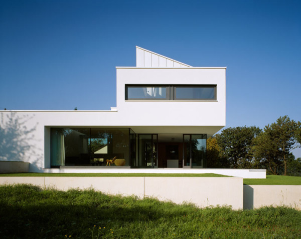 House Philipp by Philipp Architekten in main architecture  Category