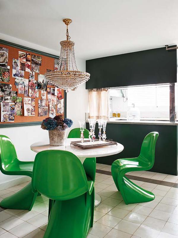 nuevo estilo - Panton Chair