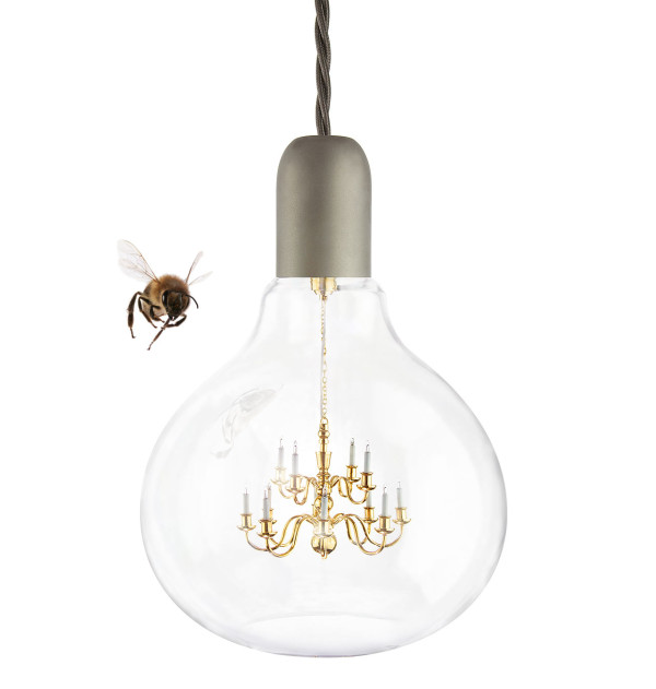 pendant-lamp-with-chandelier-inside