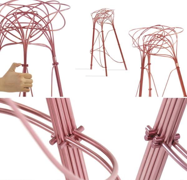 puzzle-stool-aluminum-barstool