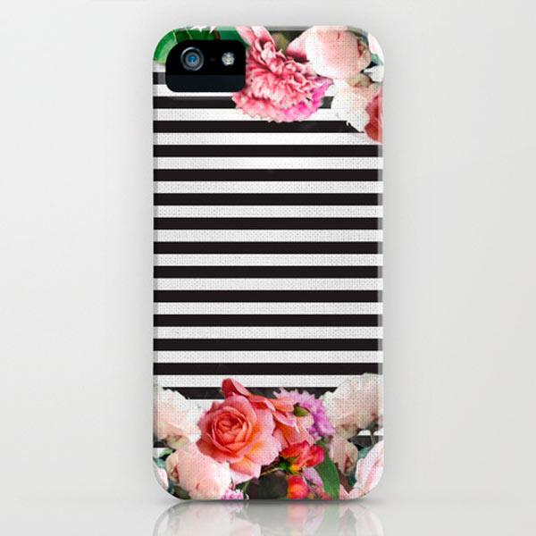 stripes-florals-iphone-case