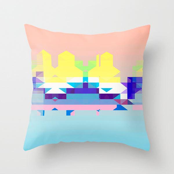 summer-city-pillow