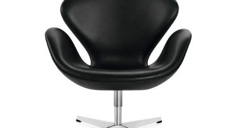 Making a Modern Mark in Manufacturing: Swan Chair