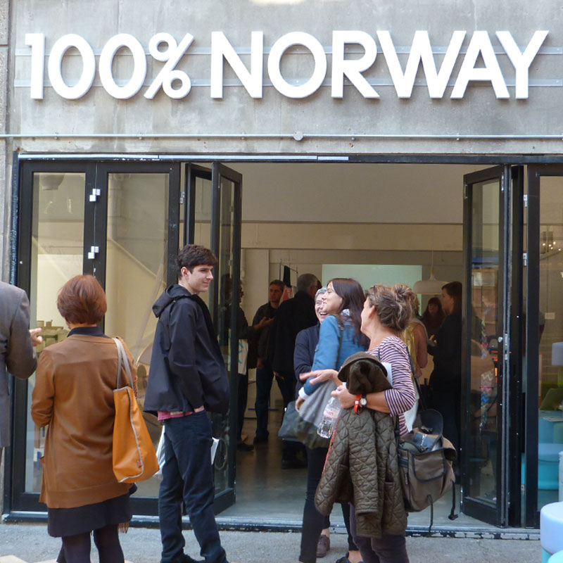 LDF13: 100% Norway