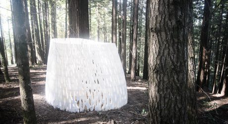 World's First 3D-Printed Architecture by Smith Allen Studio