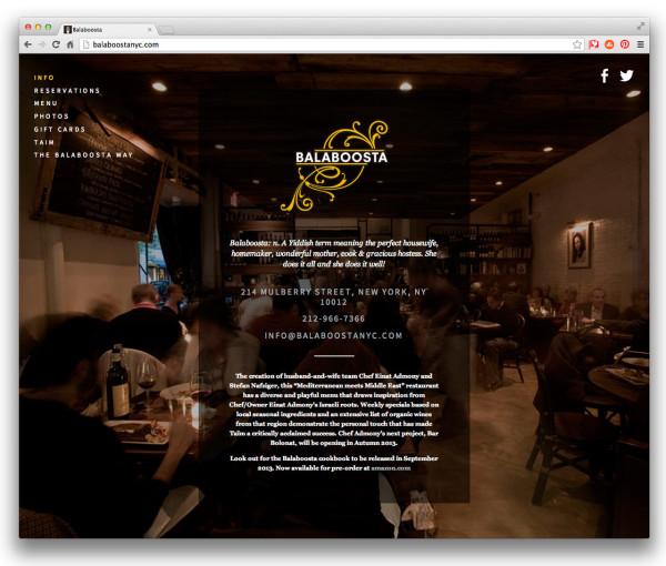 Balaboosta-restaurant
