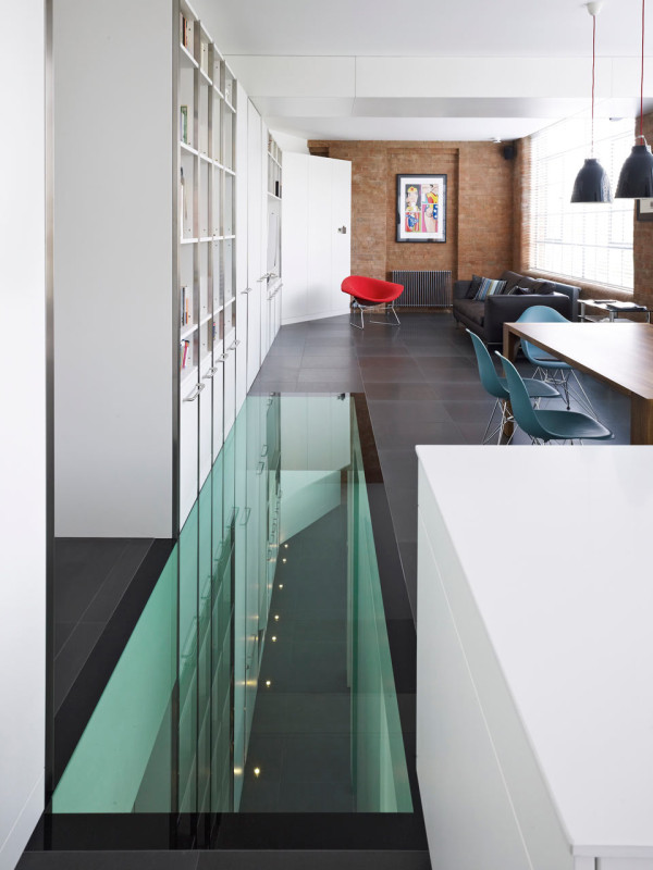 Two Apartments Joined in Warehouse by Coffey Architects  in main architecture  Category