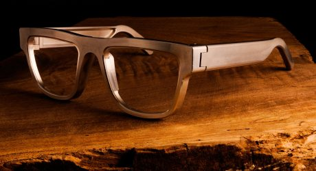 Aluminum Eyeglasses from EXOvault