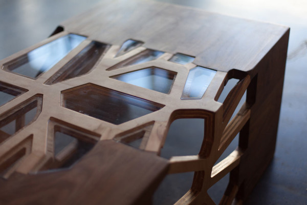 Branching Table by Gradient Matter in home furnishings  Category