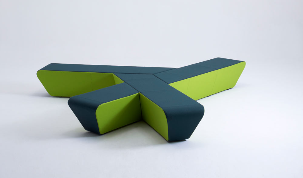 Branch-like Seating from HighTower