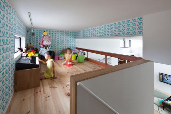 House-in-Ofuna-Level-Architects-18-playroom