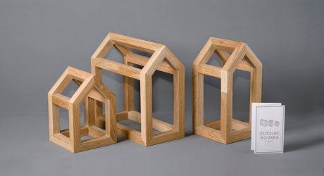 Houses by Antonio Serrano Bulnes for Mad Lab