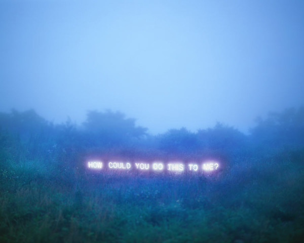 Jung Lee, How Could You Do This To Me, 2011