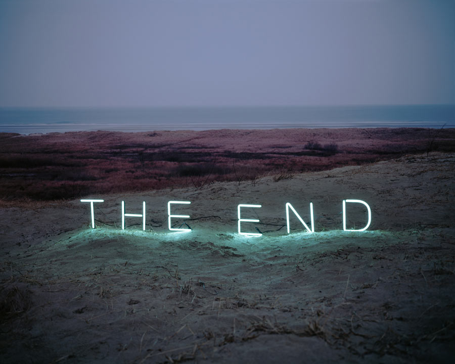 Jung Lee, The End, 2010